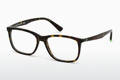 Occhiali design Web Eyewear WE5180 052 - Marrone, Dark, Havana