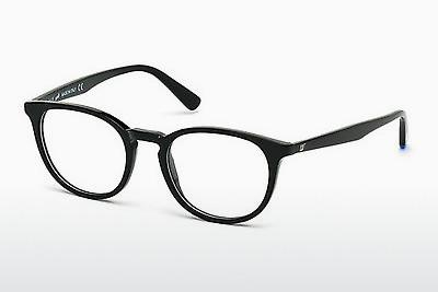 Occhiali design Web Eyewear WE5181 001 - Nero, Shiny