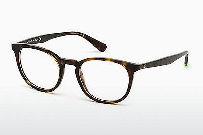 Occhiali design Web Eyewear WE5181 052 - Marrone, Avana