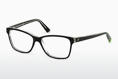 Occhiali design Web Eyewear WE5182 003 - Nero, Transparent
