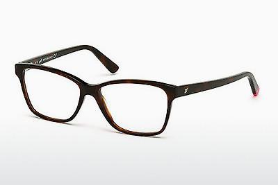 Occhiali design Web Eyewear WE5182 052 - Marrone, Dark, Havana