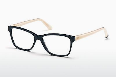 Occhiali design Web Eyewear WE5182 090 - Blu, Shiny