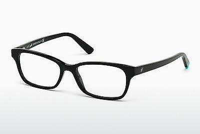 Occhiali design Web Eyewear WE5183 001 - Nero, Shiny