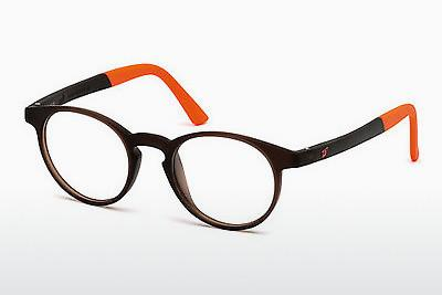 Designerbrillen Web Eyewear WE5186 049 - Braun, Dark, Matt