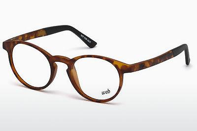 Occhiali design Web Eyewear WE5186 053 - Avana, Yellow, Blond, Brown