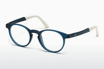 Occhiali design Web Eyewear WE5186 091 - Blu, Matt