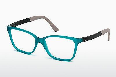 Occhiali design Web Eyewear WE5188 088 - Blu, Turquoise, Matt