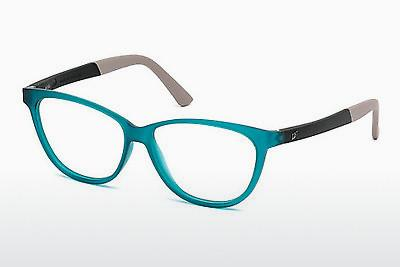 Occhiali design Web Eyewear WE5189 088 - Blu, Turquoise, Matt