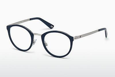 Occhiali design Web Eyewear WE5193 017 - Grigio, Matt, Palladium