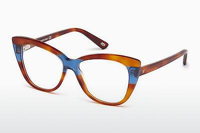 Occhiali design Web Eyewear WE5197 053 - Avana, Yellow, Blond, Brown