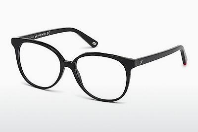 Occhiali design Web Eyewear WE5199 001 - Nero, Shiny