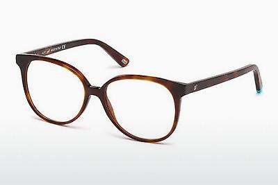Occhiali design Web Eyewear WE5199 052 - Marrone, Dark, Havana