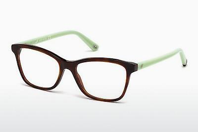 Occhiali design Web Eyewear WE5200 053 - Avana, Yellow, Blond, Brown