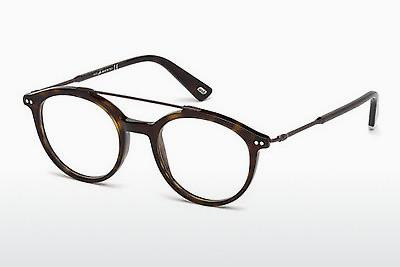 Occhiali design Web Eyewear WE5204 052 - Marrone, Avana