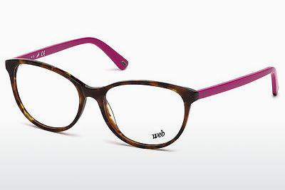 Occhiali design Web Eyewear WE5214 053 - Avana, Yellow, Blond, Brown