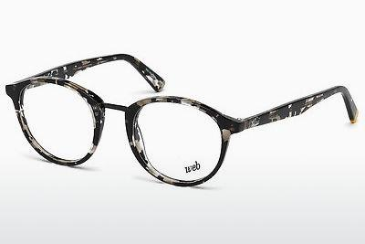 Lunettes design Web Eyewear WE5222 055 - Multicolores, Brunes, Havanna