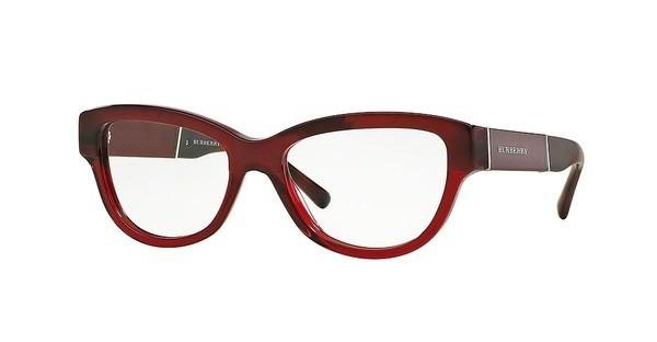 Burberry BE2208 3591 TOP RED HORN/BORDEAUX