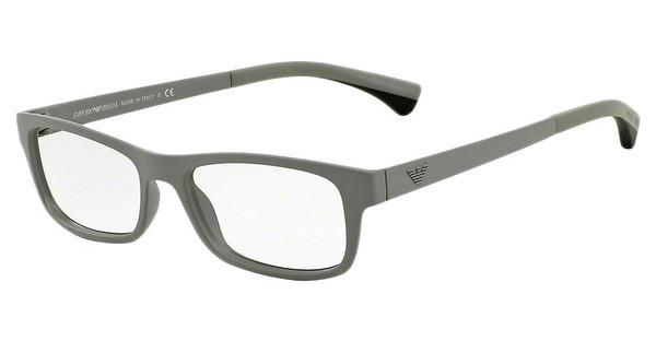 Emporio Armani EA3037 5262 MATTE LIGHT GREY