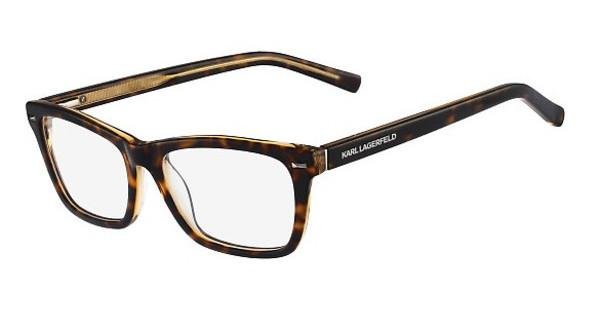 Karl Lagerfeld KL824 115 HAVANA/HONEY
