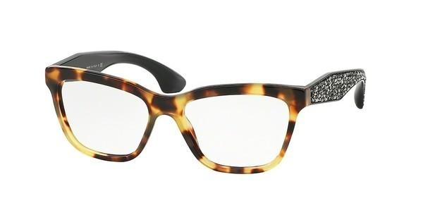 Miu Miu MU 07NV 7S01O1 LIGHT HAVANA