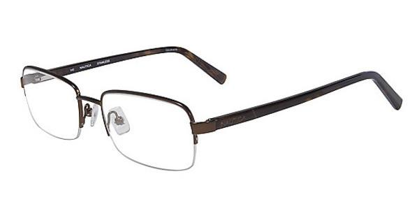 Nautica N7206 006 SATIN BROWN