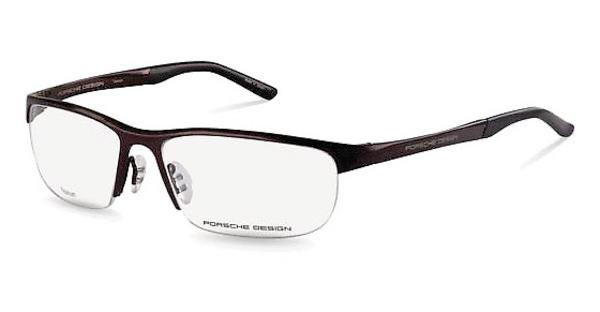 Porsche Design P8182 C dark red