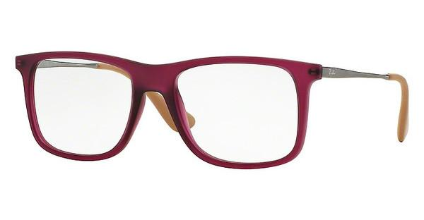 Ray-Ban RX7054 5526 RUBBER VIOLET