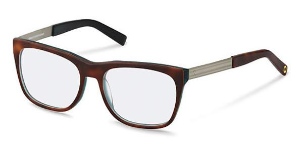 Rocco by Rodenstock RR422 B havana layered
