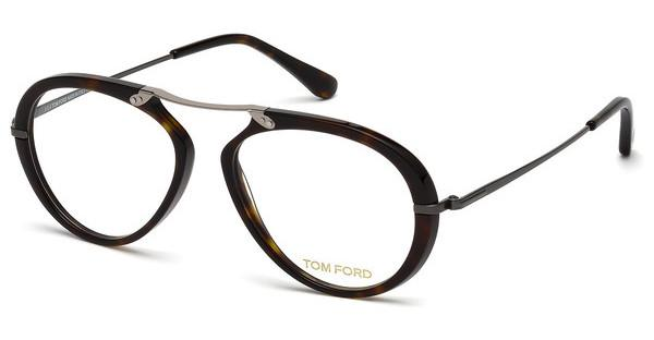 Tom Ford FT5346 052 havanna dunkel