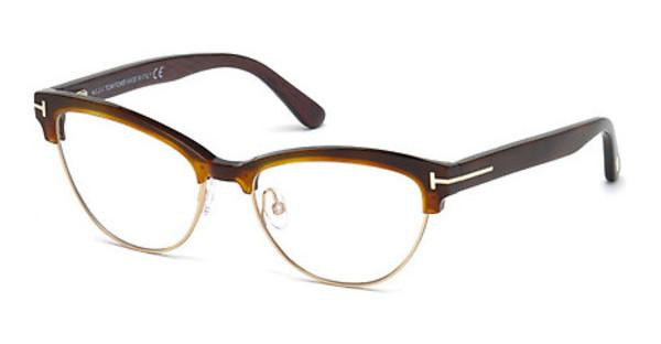Tom Ford FT5365 052 havanna dunkel