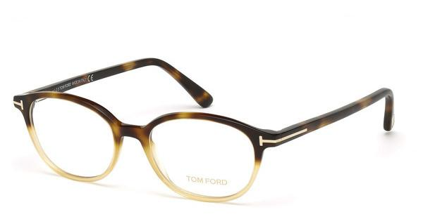 Tom Ford FT5391 053 havanna blond