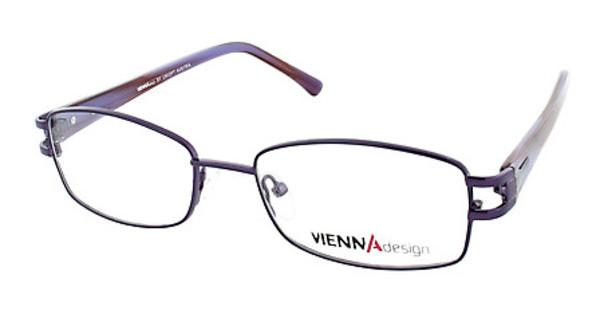 Vienna Design UN484 02 shiny dark purple