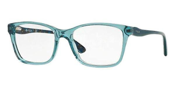 Vogue VO2907 2256 TRANSPARENT PETROLEUM GREEN