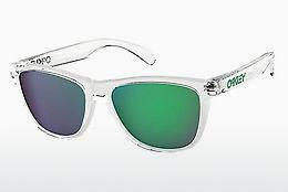 Lunettes de soleil Oakley FROGSKINS (OO9013 9013A3) - Transparentes, Blanches