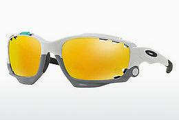 Lunettes de soleil Oakley RACING JACKET (OO9171 917124) - Blanches