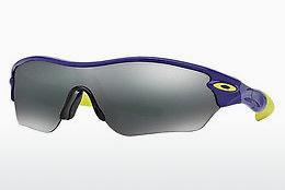 Sonnenbrille Oakley RADAR EDGE (OO9184 918414) - Purpur