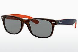 Occhiali da vista Ray-Ban NEW WAYFARER (RB2132 6180R5) - Marrone, Avana