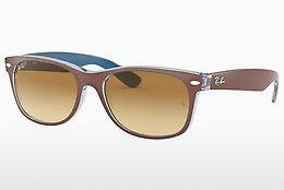 Occhiali da vista Ray-Ban NEW WAYFARER (RB2132 618985) - Marrone