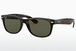 Occhiali da vista Ray-Ban NEW WAYFARER (RB2132 902/58) - Marrone, Avana