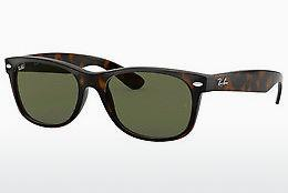Occhiali da vista Ray-Ban NEW WAYFARER (RB2132 902) - Marrone, Avana