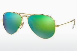 Lunettes de soleil Ray-Ban AVIATOR LARGE METAL (RB3025 112/19) - Or