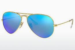 Sonnenbrille Ray-Ban AVIATOR LARGE METAL (RB3025 112/4L) - Gold