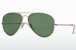 Lunettes de soleil Ray-Ban AVIATOR LARGE METAL II (RB3026 L2846) - Or