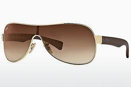Sonnenbrille Ray-Ban RB3471 001/13 - Gold