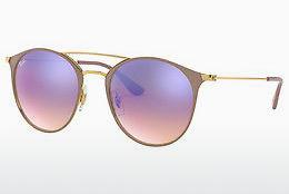 Occhiali da vista Ray-Ban RB3546 90118B - Oro, Marrone