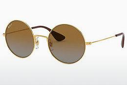 Sonnenbrille Ray-Ban Ja-jo (RB3592 001/T5) - Gold