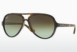 Occhiali da vista Ray-Ban CATS 5000 (RB4125 710/A6) - Marrone, Avana