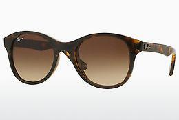 Occhiali da vista Ray-Ban RB4203 710/13 - Marrone, Avana