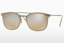 Lunettes de soleil Ray-Ban RB4286 6166B8 - Blanches