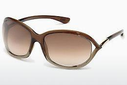 Occhiali da vista Tom Ford Jennifer (FT0008 38F) - Bronzo